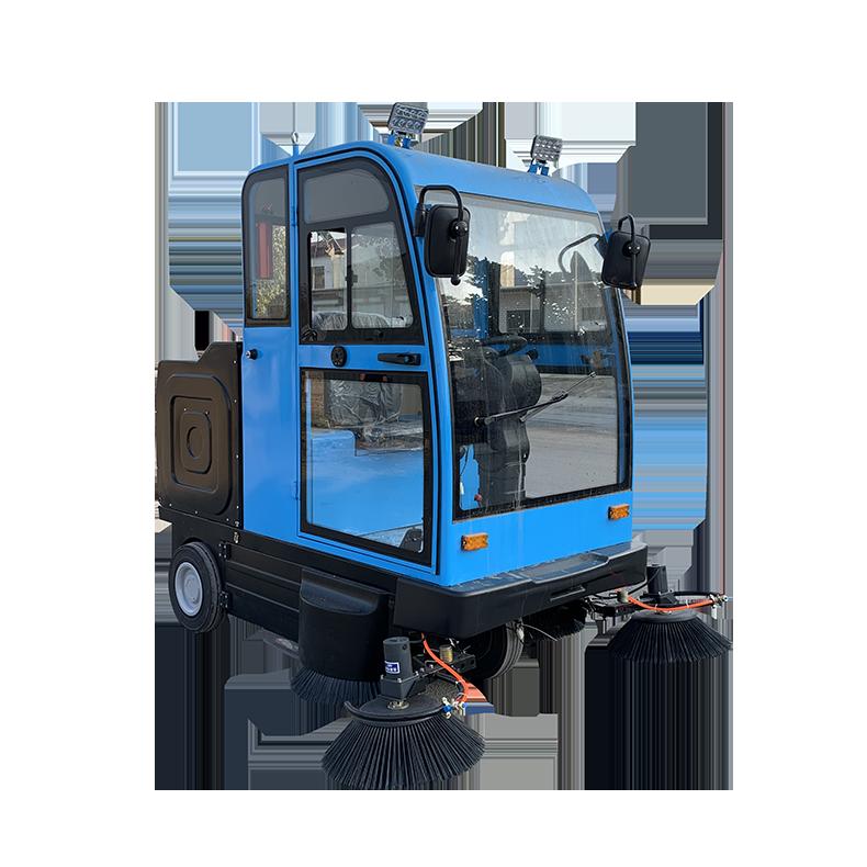 YX-2100驾驶式道路清扫车